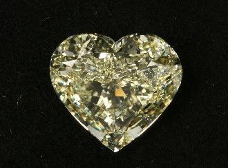 Бриллиант огранки сердце (свыше 9 кар.)