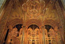 Андреевский зал. Большой Кремлевский дворец