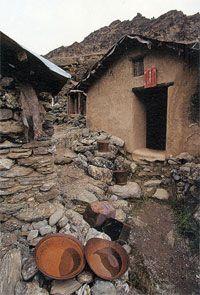 Поселок китайских старателей