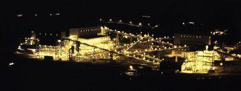 Добыча золота в Мурунтау