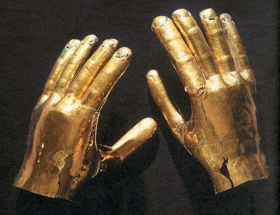 Погребальные перчатки