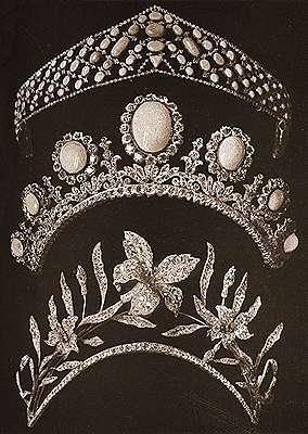 Ювелирные изделия времён Александра I