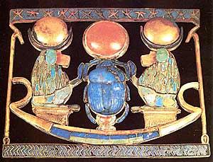 ювелирный музей – ювелирное искусство в древнем Египте: подвеска со скарабеем
