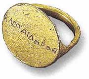 Музей ювелирного искусства – Греция – Часть 6.2. Эллинский период. Золотое кольцо