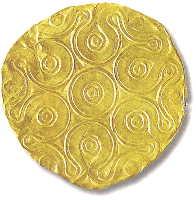 Музей ювелирного искусства – Греция – Часть 3. средний бронзовый век (2000-1600 г. до рх)Золотые диски