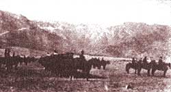 «Дикая» дивизия в походе