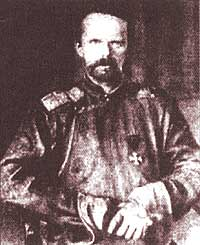 Роман Федорович Унгерен фон Штернберг