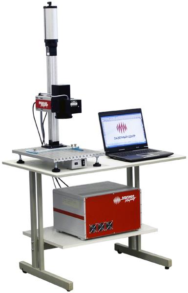 Волоконный лазер для качественной лазерной маркировки и гравировки