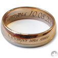 гравировка на кольце